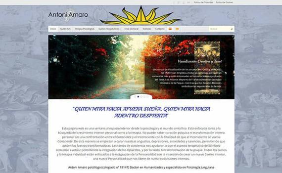 Antoni Amaro Terapias