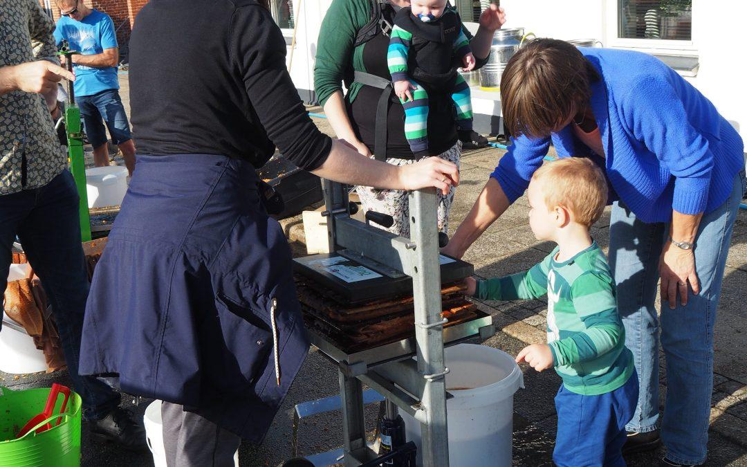 Evaluering af æblefestivallen