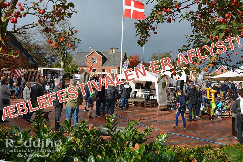 Æblefestival aflyst – men kom til mostedage, workshop om cider og besøg Pometet!