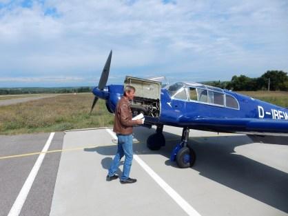 Fliegerwerft Sommerausflug22