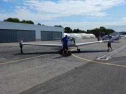 Fliegerwerft Sommerausflug24