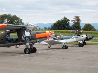 Fliegerwerft Sommerausflug65