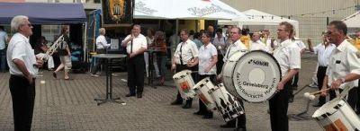 Heute spielen die ehemaligen Mitglieder wieder auf diversen Veranstaltungen.
