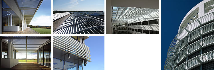 Louvers From UNICEL Architectural Corp CAD Details On