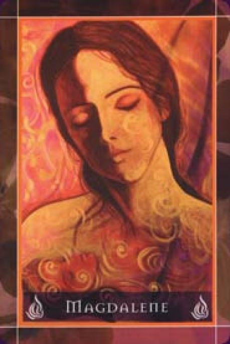 Image result for Magdalene oracle cards magdalene