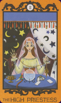 Tarot Card Trick Or Treat