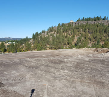 Holcim Landfill Capping - Existing Conditions
