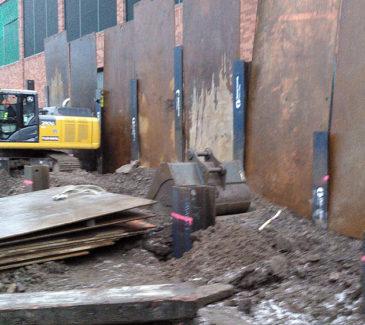 Salem Hospital System Upgrades - Tank Housing Coming Along