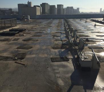 VA LA Re-Roof - Beginning Solar Upgrade