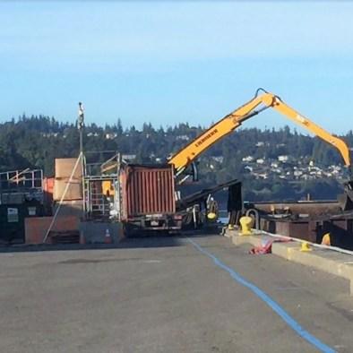 Harbor Dredging, Transload, and Disposal
