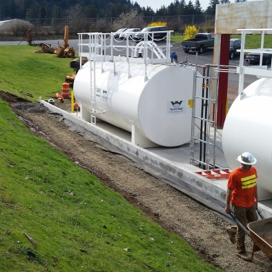 New AST Fueling Station