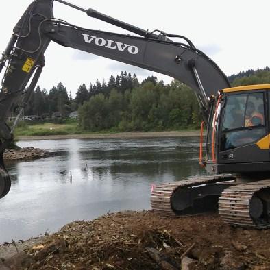Shoreline Environmental Mitigation