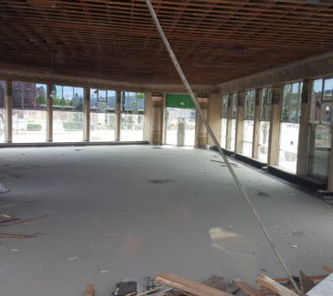 A View Inside Pre-Demo