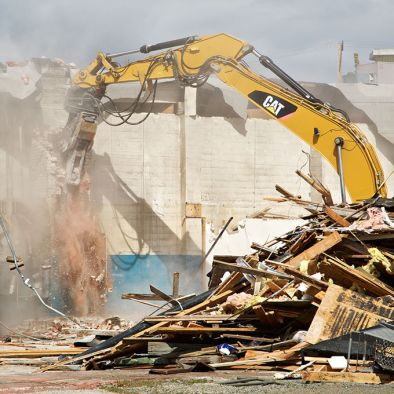 Building Demolition and Salvage
