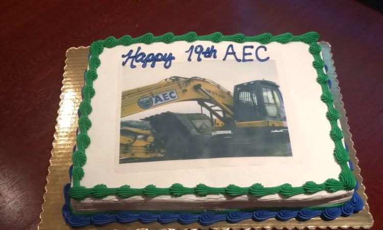 AEC Turns 19!
