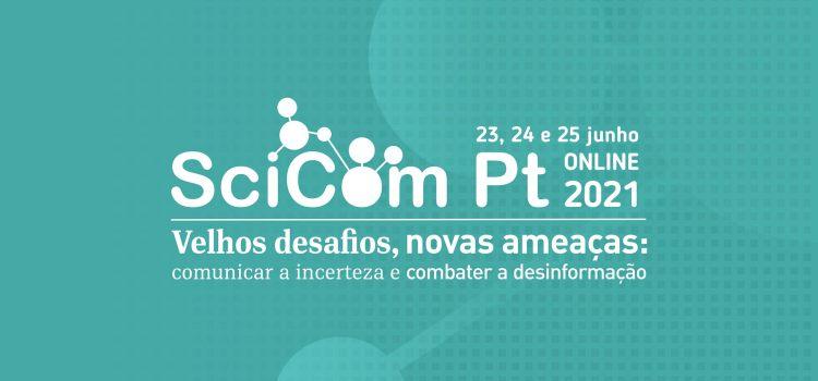 IX edición del Congreso Anual de Comunicación Científica SciComPt