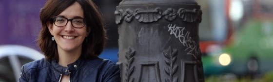 Ángela Bernardo, ganadora del II Premio José Carlos Pérez Cobo de periodismo y pensamiento crítico