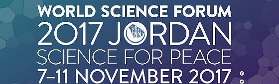 Becas para el 8º World Science Forum (WSF) en Jordania