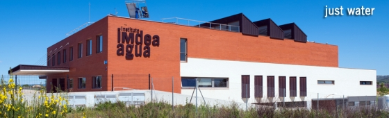 Sede de IMDEA Agua en Alcalá de Henares.