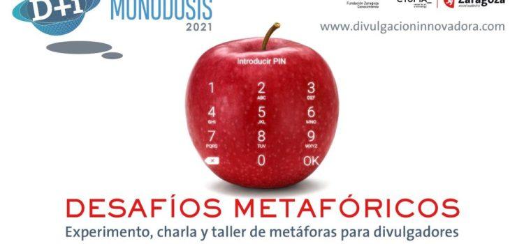 Charla y taller 'Desafíos Metafóricos'