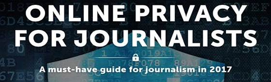 online Privacy-for-Journalists