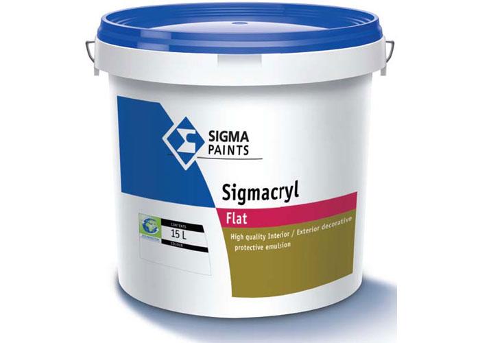 Sigmacryl Flat Sigma Paints SA Ltd