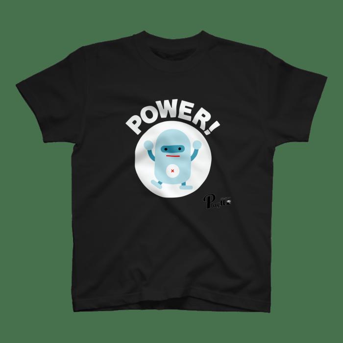 ロボティ パワー グラフィックTシャツ メンズ