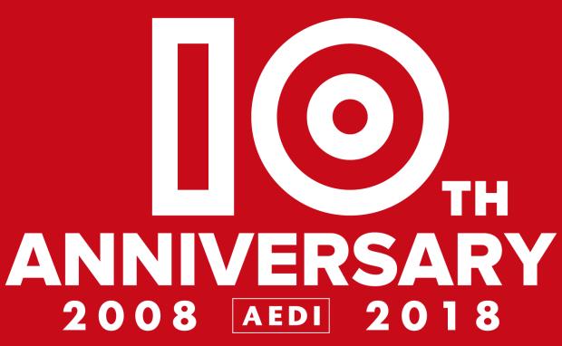AEDI 10周年