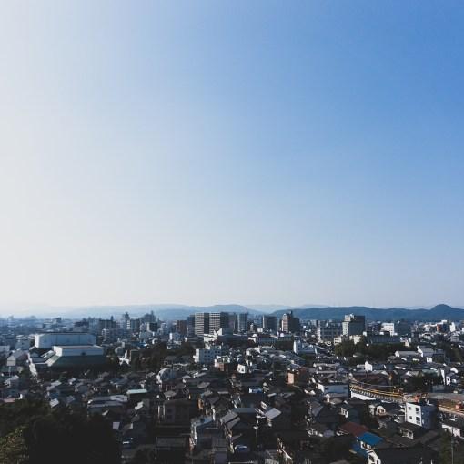 岡山県倉敷市街