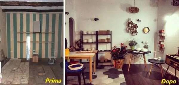 Ristrutturazione Locale Commerciale nel Centro Storico di Salerno