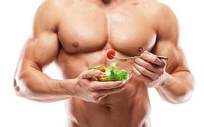 Alimentación Masa Muscular