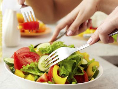 Cuando consumir cada alimento en la dieta disociada