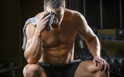 Descanso Masa Muscular