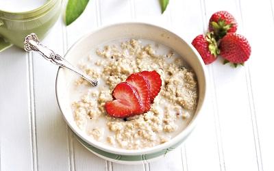 Desayunar Avena