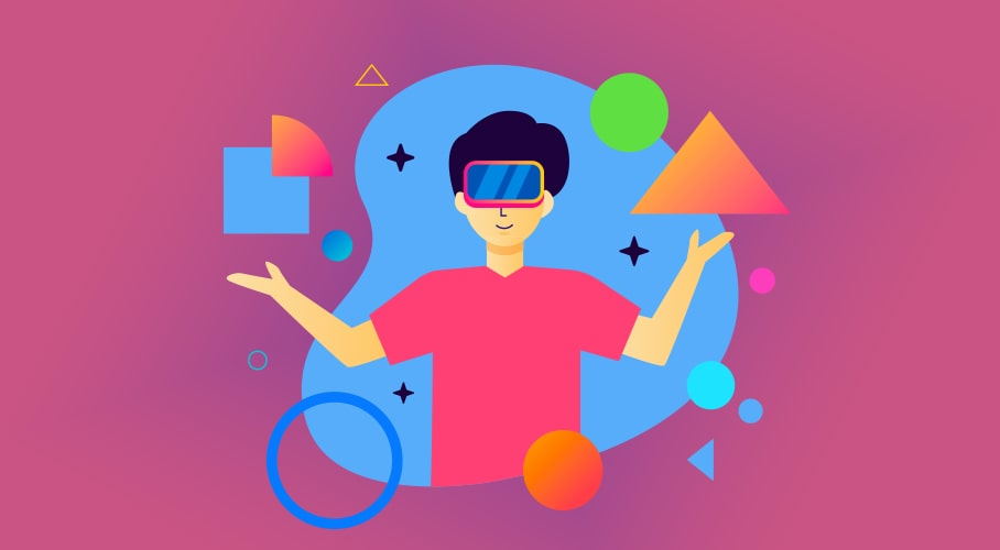 Virtual and augmented reality in education industry