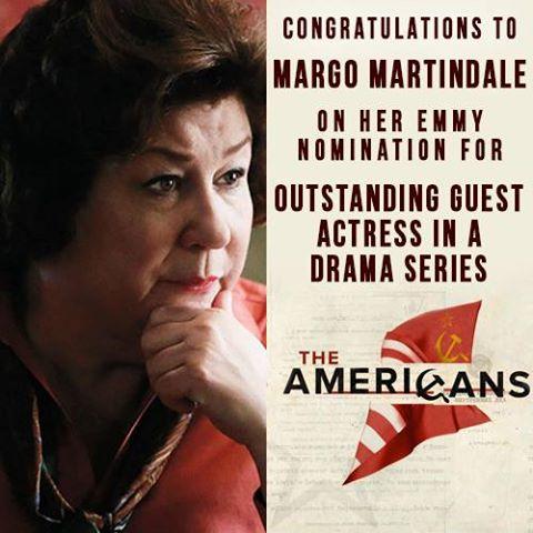 Margo Martindale 2016 Emmy Nomination