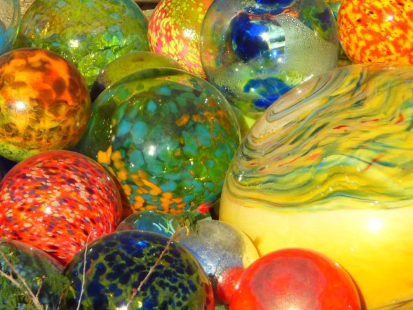 Chihuly Spheres