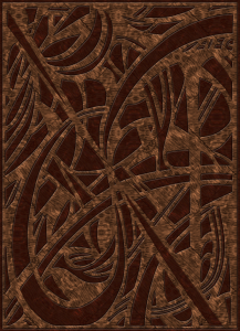 Sinuous Carved