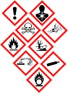 Classifying Different Types of Hazardous Material