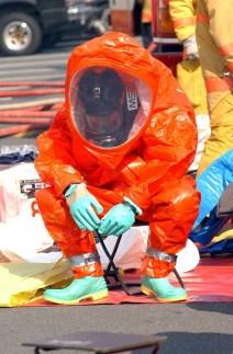 Hazardous Material Technicians in Baltimore, Maryland