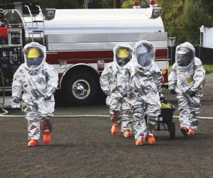 AEG Environmental emergency spill response services in DC