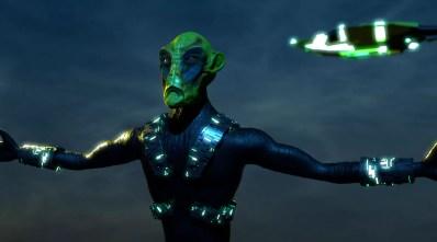 Alien Warrior WIP
