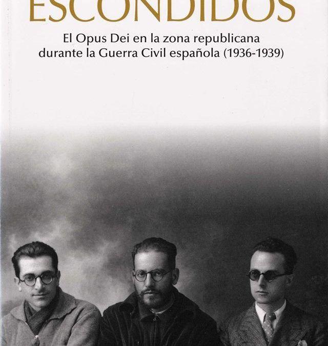 «Escondidos», nuevo libro de José Luis González Gullón.