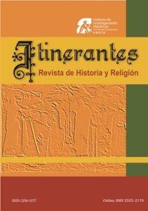 """Revista Itinerantes (nº 8, 2018):  """"Católicos en las calles. Ciudad y religión en la primera mitad del siglo XX (España, Argentina, Uruguay)"""