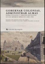 Libro sobre la religión en las colonias.