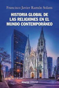 Nuevo libro: Historia global de las religiones en el mundo contemporáneo.