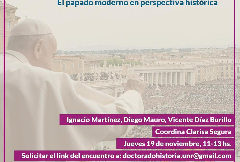Debate: pontificado y modernidad