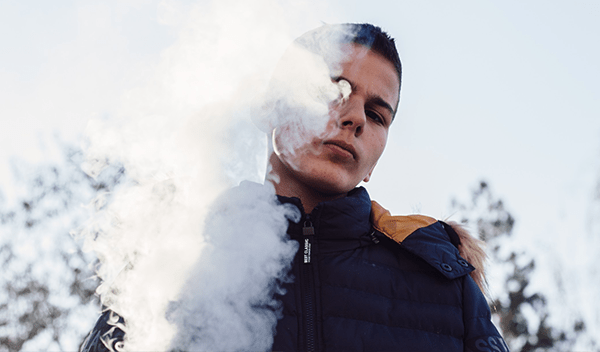 teen vaping and JUUL
