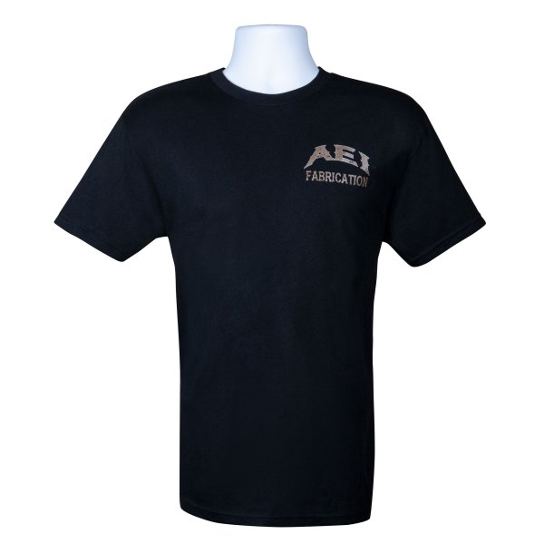 AEI Fabrication Shiner T-Shirt In Black