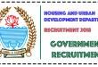 J&K Housing & Urban Development Department JKHUDD Recruitment 2018